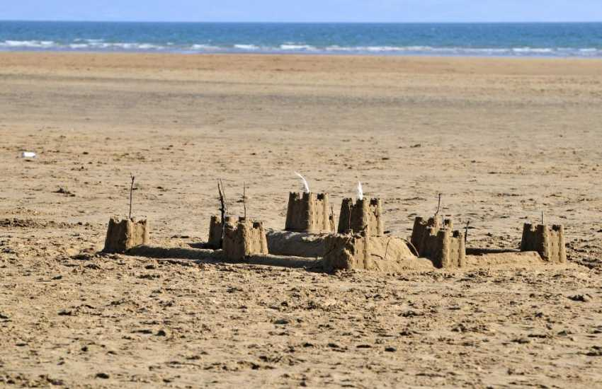 Aberffraw beach Anglesey
