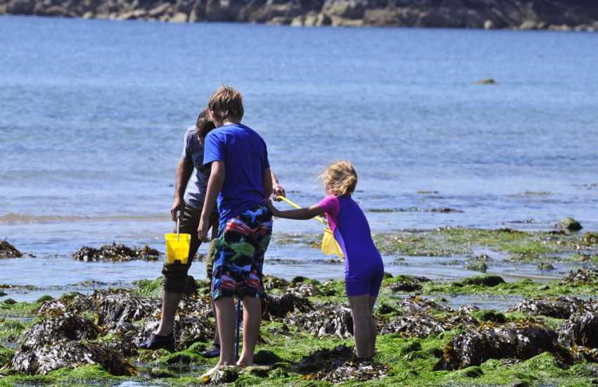 Anglesey beaches, fun for all the family