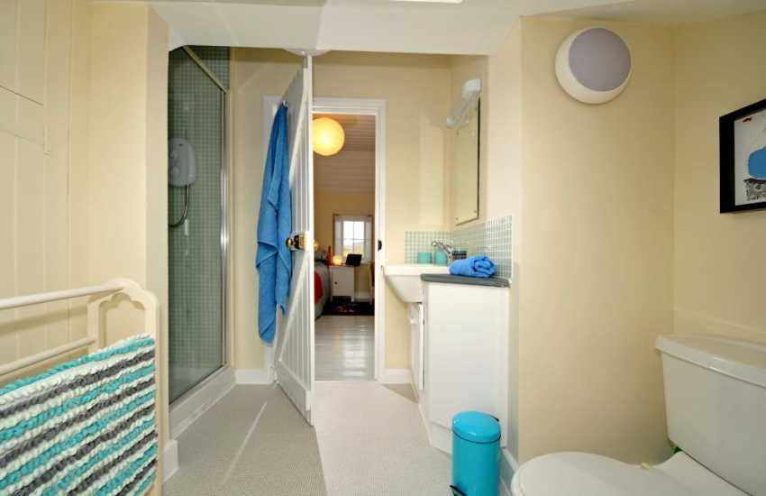 Holiday cottage Pembrokeshire - ensuite