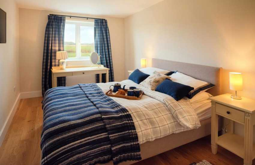 Johnstown cottage holiday-double bedroom