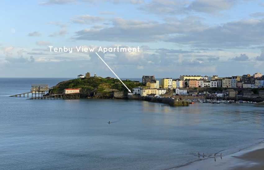 North Beach Tenby Pembrokeshire