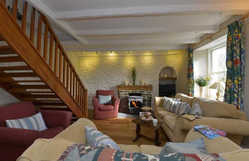 Middle Mill cottage holiday near Solva