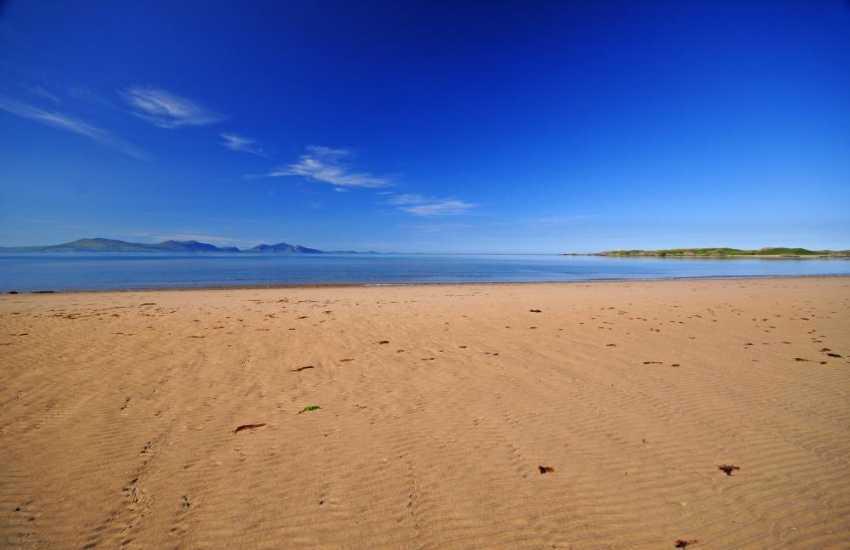 Llanddwyn Island & Newborough beach, Anglesey