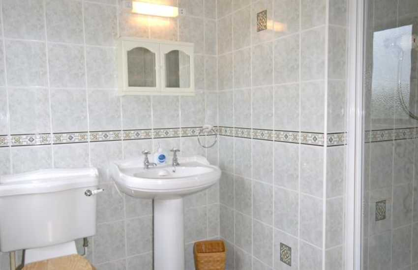 Double with en-suite shower room