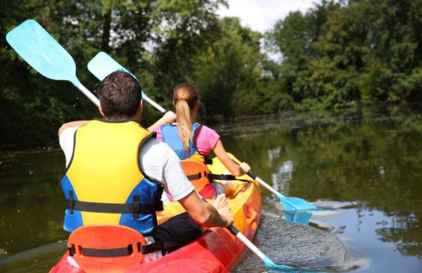 Heritage Canoes, Cardigan offer trips into the stunning Teifi Gorge and can accommodate anyone from the ages of 3 upwards