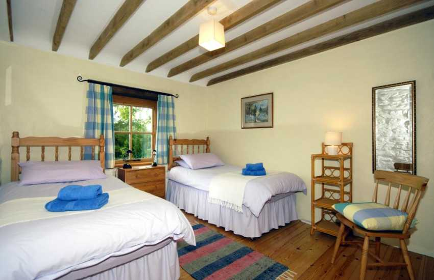 Wales Fishguard cottage sleeping 4 - ground floor twin