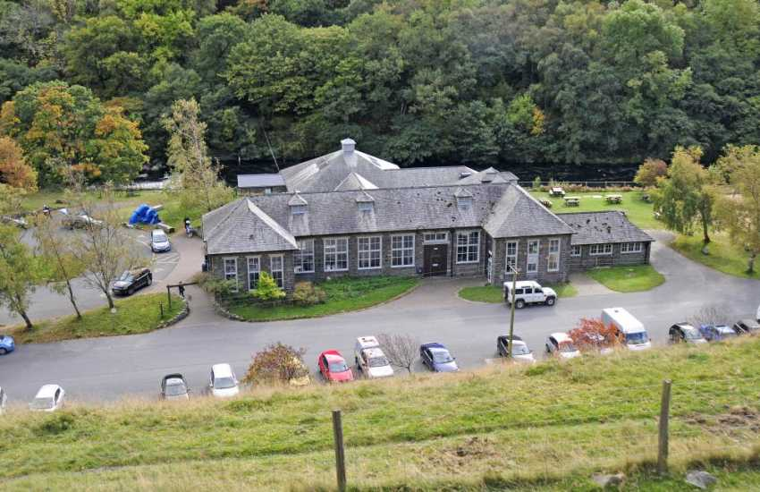 The Elan Valley visitor centre, has all the information you need on local attractions, activities and events