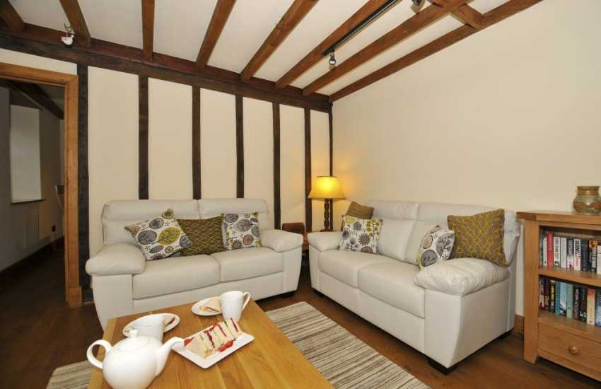 Holiday cottage Elan Valley - lounge