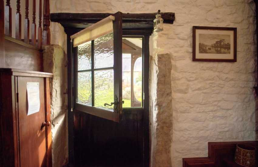 Whiteford Point on the Gower cottage sleeps two
