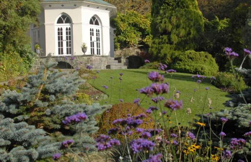 Colby Gardens (N.T.) - enjoy tranquil wooded walks, walled gardens and a host of family activities throughout the year