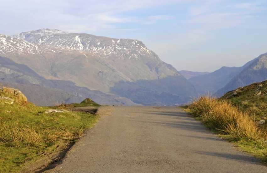 Snowdonia, a walkers paradise