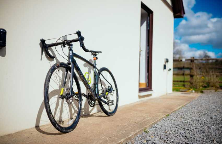 Biking holiday cottage near the Brecon Beacon - sleeps 4