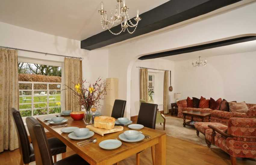 Llandovery holiday cottage - lounge