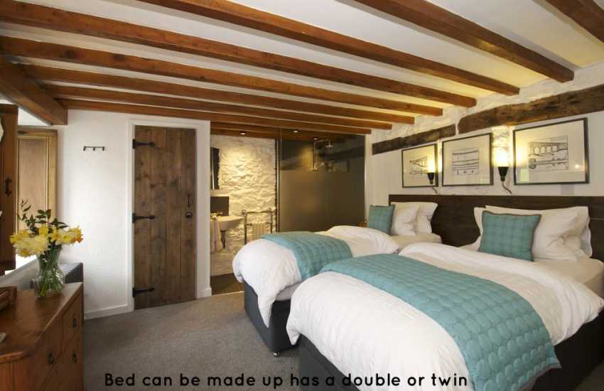 Luxury holiday home Anglesey - bedroom