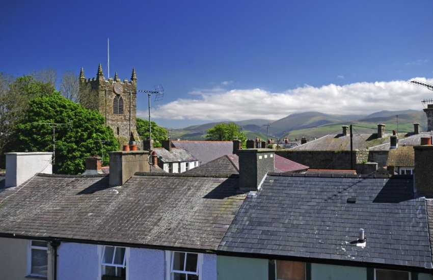 Beaumaris town centre accommodation - views