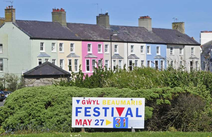 Beaumaris Festival takes place every year in May