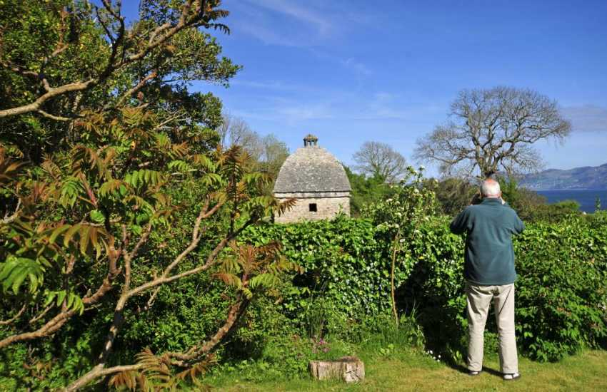 Penmon Dove Cote and Priory, a photographers delight