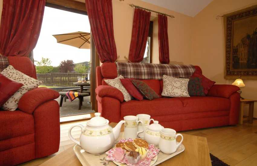 Carmarthenshire holiday home - family friendly and pets welcome