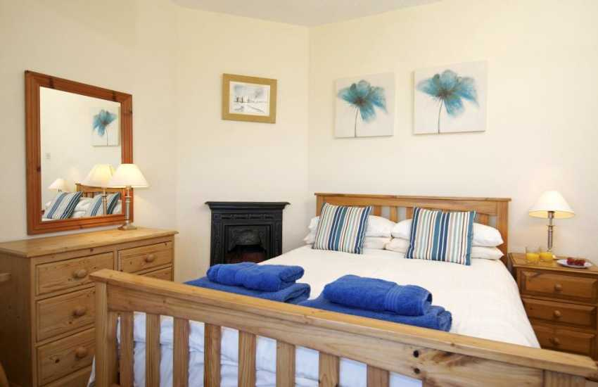 Holiday cottage Harlech - bedroom