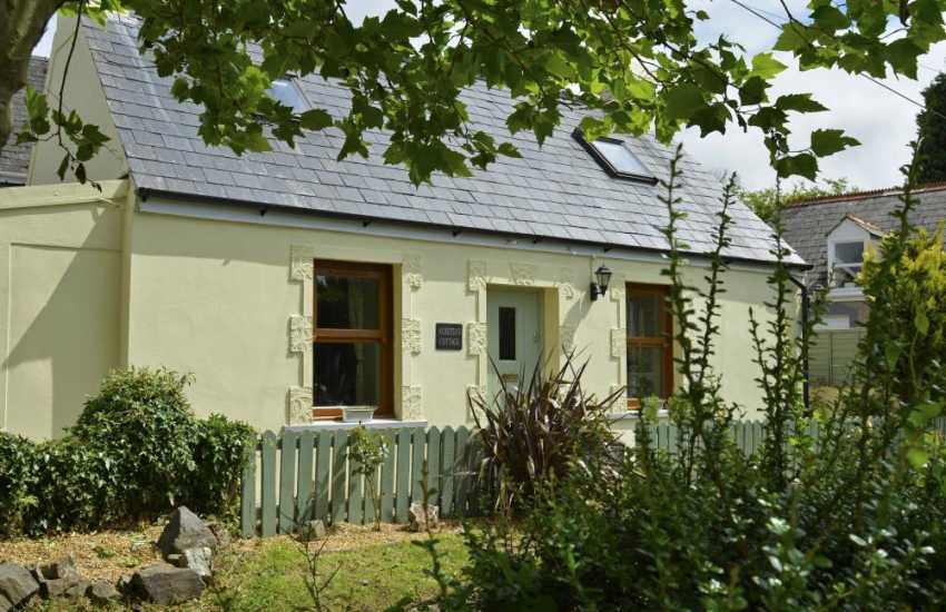 Village cottage holiday in South Pembrokeshire