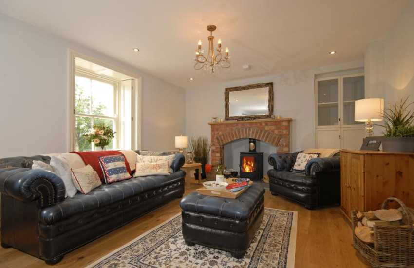 Dale Pembrokeshire holiday cottage with WiFi and log burning stove