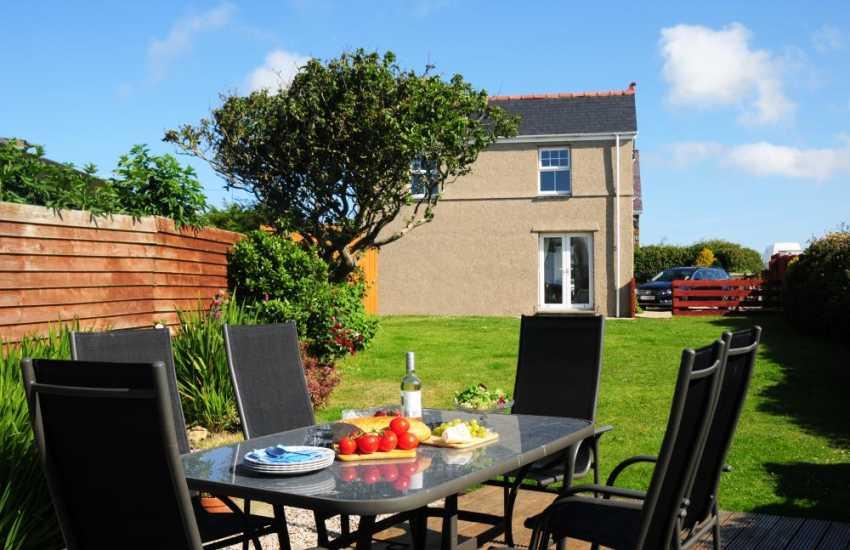 Aberdaron holiday cottage - exterior