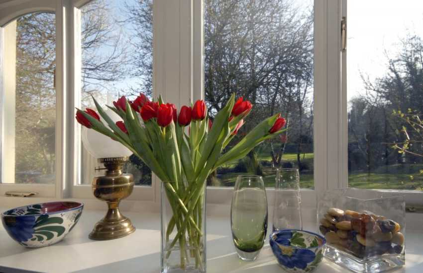 Spring time at Felin Dwarch