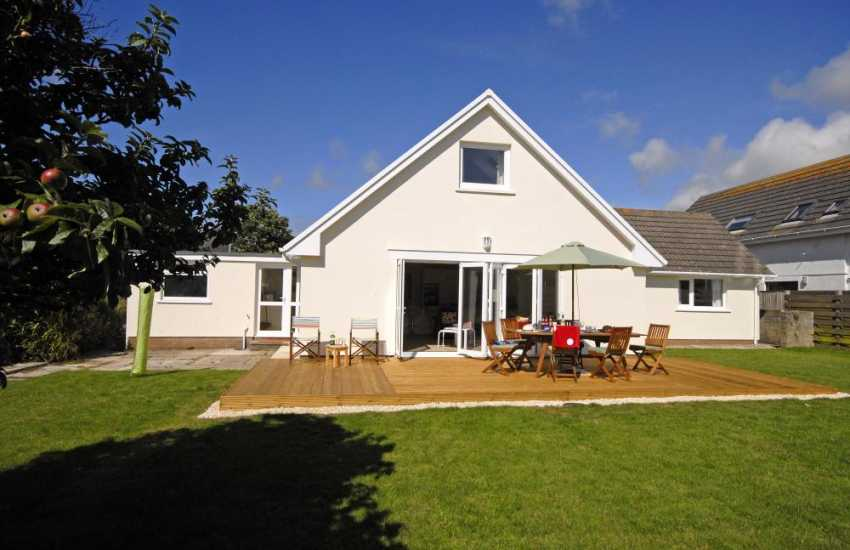 Pembrokeshire family house with large gardens