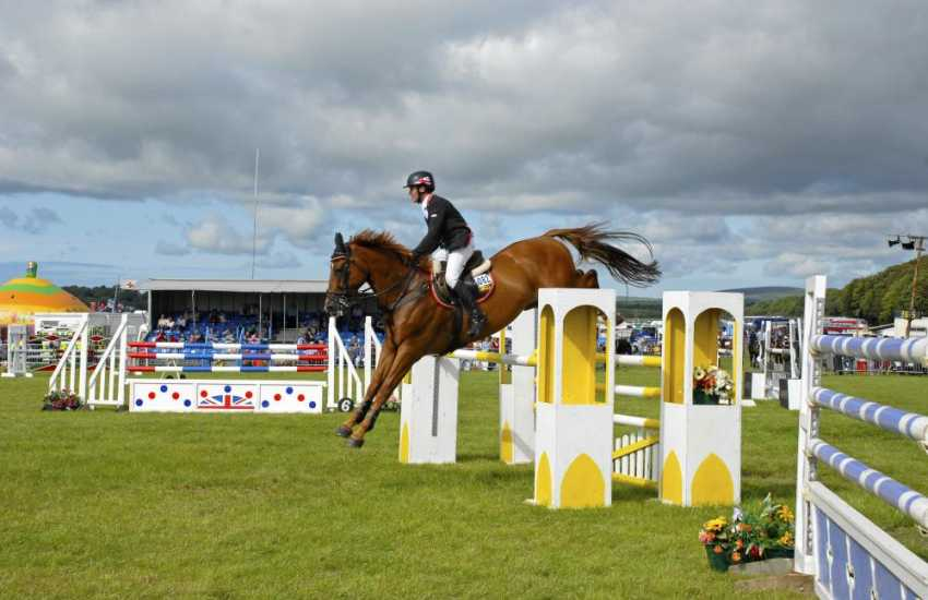 Pack a picnic and soak up the atmosphere at a local summer agricultural show