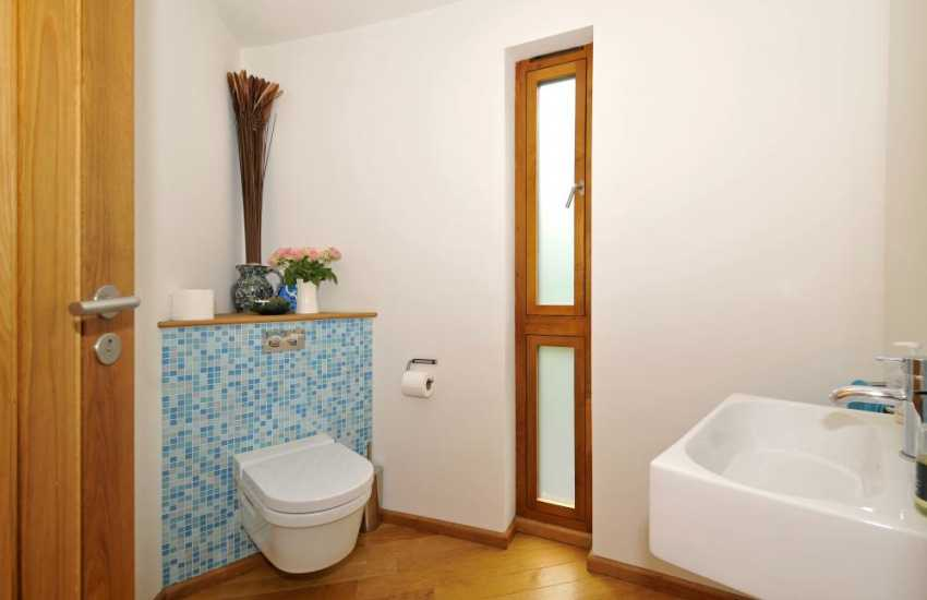 Llandovery holiday cottage - bathroom