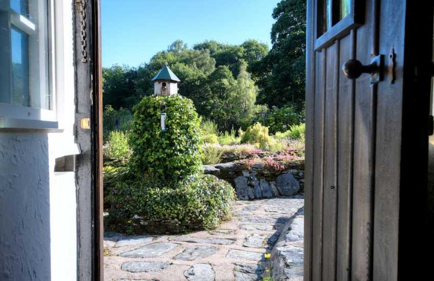 Pet friendly north Wales cottage