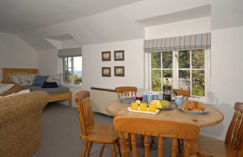 Cwm yr Eglwys holiday cottage - annex for two people