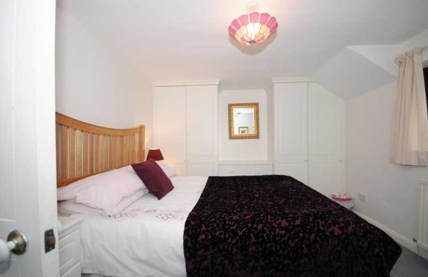 Holiday cottage north Wales coast - double bedroom