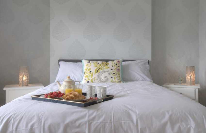 Aberystwyth holiday house - bedroom