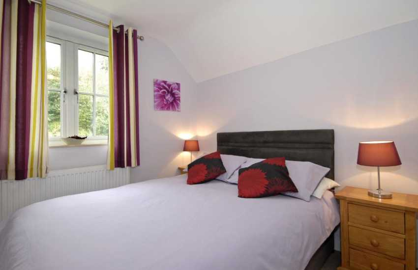 Pembrokeshire family holiday home - double