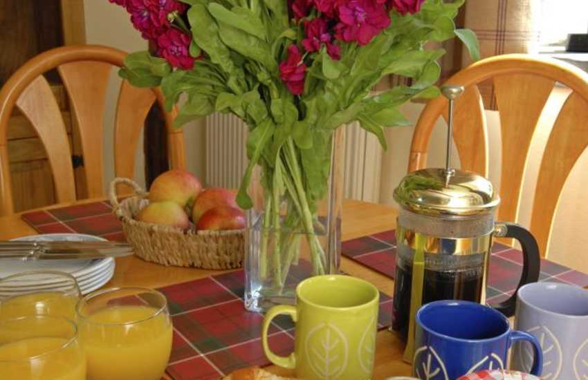 Pet friendly holiday cottage near Abercastle