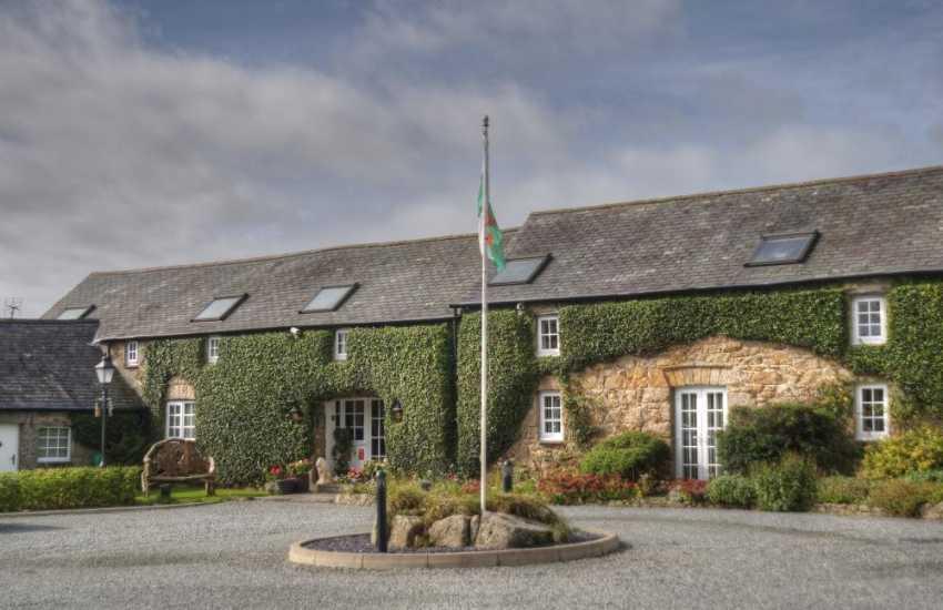 Nant Y Odyn restaurant, Llangefni, Anglesey