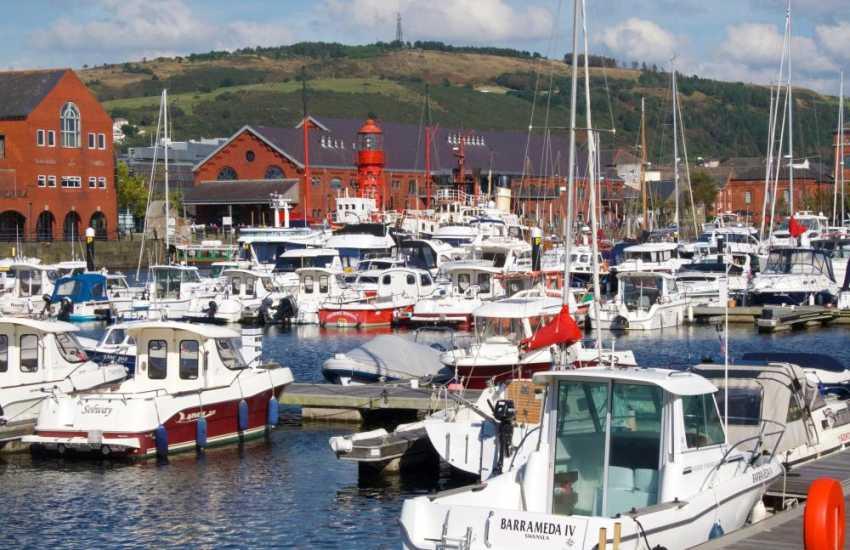 Swansea Marina and Maritime Museum