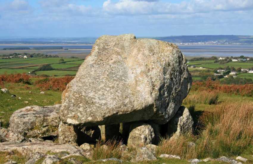 King Arthurs Stone, Reynolston Gower