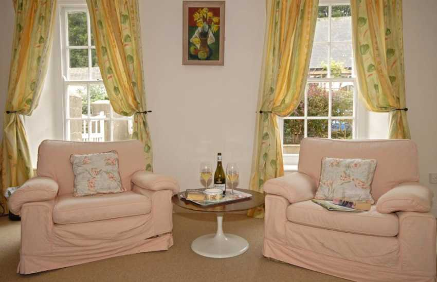 Dale, Pembrokeshire Grade II listed holiday house