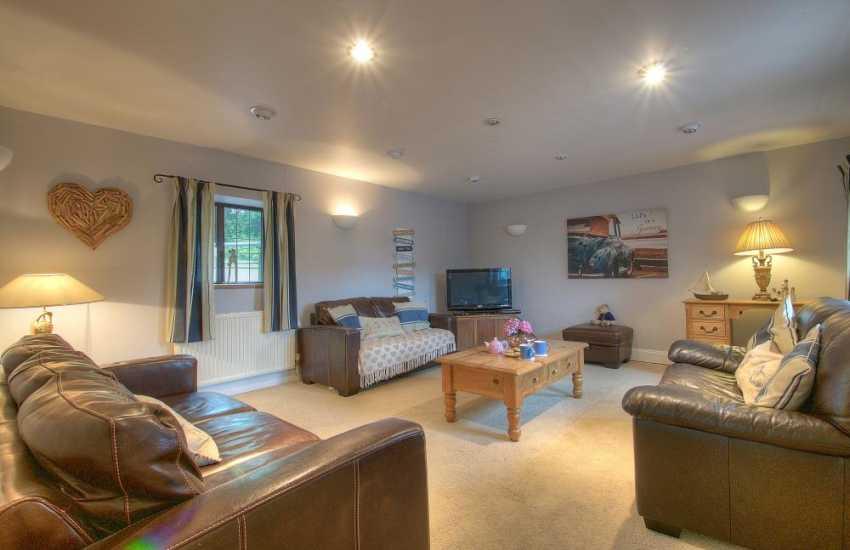 Holiday cottage Nefyn - lounge
