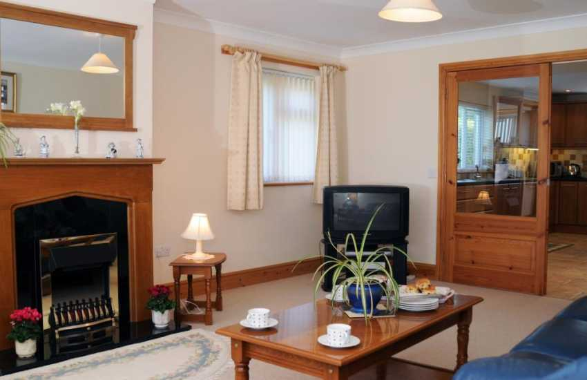 Private holiday house North Wales - lounge