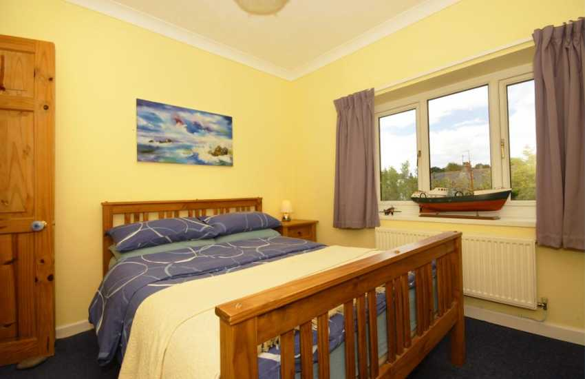 Tenby holiday home - Double