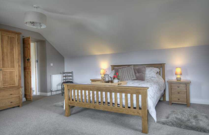 Luxury 4 bedroom North Wales holiday cottage 7 - bedroom