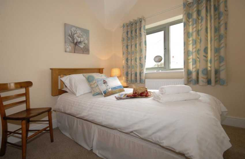 St Davids family holiday cottage sleeps 6 - single with views to Carn Lidi