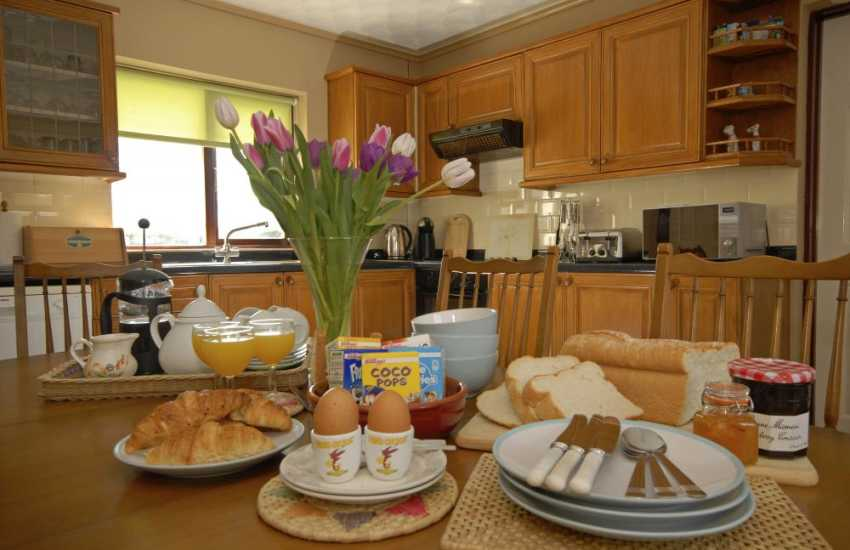 North Pembrokeshire family holiday home