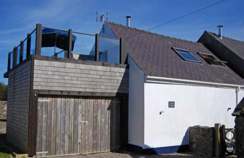 Anglesey cottage for 2 - ext