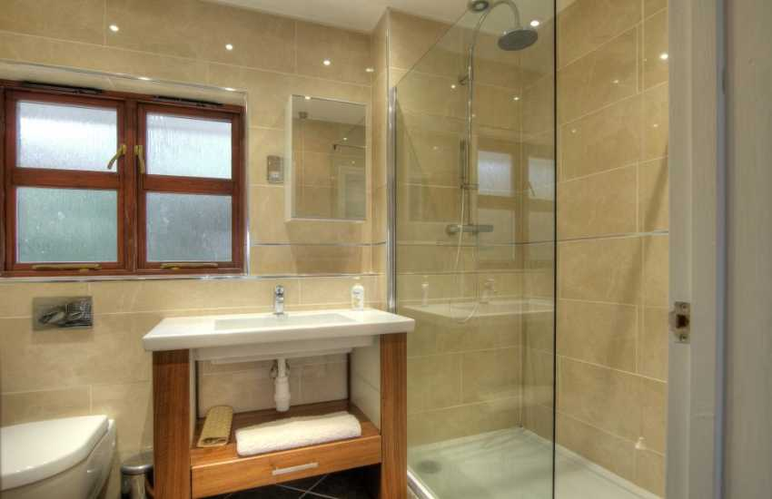 Double bedroom ensuite shower room 1st floor