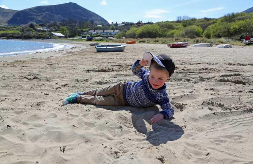 Trefor beach Llyn Peninsula