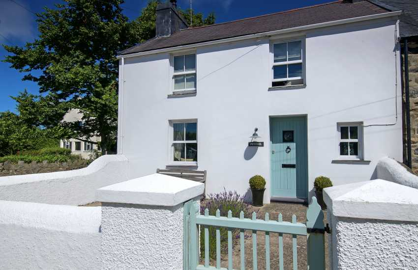 Holiday cottage Morfa Nefyn - exterior